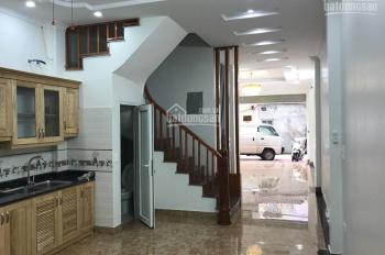 Cho thuê nhà mặt ngõ 169 Tây Sơn, DT 58m2 x 4 tầng, mặt tiền 4m, ngõ rộng rãi ô tô đỗ cửa