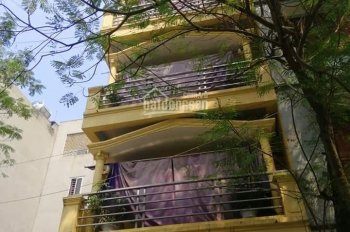 Cho thuê nhà phân lô Mậu Lương, gần khu đô thị Xa La, 60 m2 x 5 tầng, có đồ cơ bản