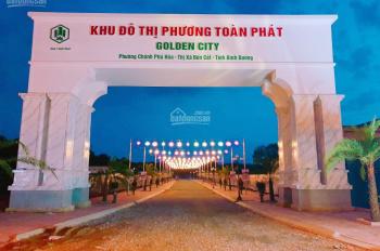Bán đất nền siêu dự án Golden City Phương Toàn Phát chiếc khấu cao giá tận gốc