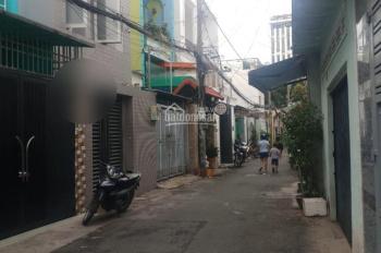 Hẻm nhựa 5m thông đường Vườn Lài, Tân Phú, DT 4mx20m, nhà xây mới 2020 đúc BTCT 1 lầu. Giá 7,4 tỷ