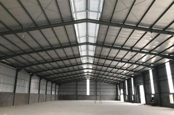 Chính chủ cho thuê kho xưởng 1000m2 - 5000m2 tại An Dương, Hải Phòng