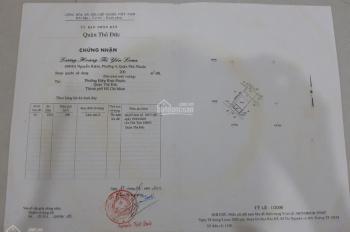 Đất giá rẻ đường Quốc Lộ 13, Hiệp Bình Phước, Thủ Đức gần cầu Bình Triệu 2,2km