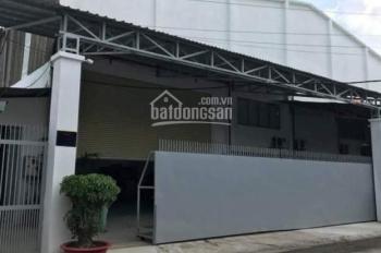Cho thuê kho xưởng giá rẻ ở Bình Tân 1000m2, 3 pha, contain 40V, thoáng mát, thuận tiện mọi nghề