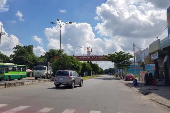 Bán đất mặt tiền 7tr/m2 (5x40m) xã Thái Mỹ, Củ Chi có SHR