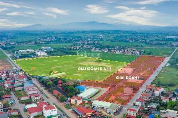 Bán gấp lô đất 92,5m2, đã có sổ dự án Dĩnh Trì - 11,5 triệu/m2 có thương lượng