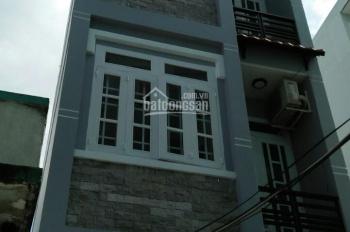 Bán nhà hẻm 5m Bình Thới, Q11 (4,1*12m), 3 lầu đẹp, giá chỉ 151 triệu/m2