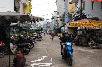 Hẻm 10m Quận 4 - Vĩnh Khánh phố ẩm thực, nhà ở tiện kinh doanh buôn bán
