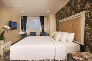 Bán khách sạn MT Yersin Q1, gần chợ Bến Thành, 1H, 6L CN 213m2, giá 110 tỷ TL