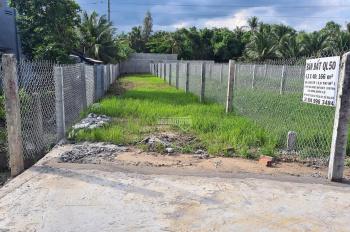 Bán đất 4,3 x 40m mặt tiền Quốc Lộ 50, gần ngã 4 Giáp Hạc
