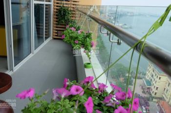 Bán căn hộ 1602 Watermark 395 Lạc Long Quân, 107m2, căn 2PN đẹp nhất tòa nhà, view thẳng Hồ Tây