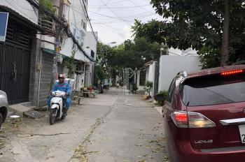 Bán nhà mới, hẻm 1/ thông xe tải quay đầu, Dương Quảng Hàm, p5, Gò Vấp