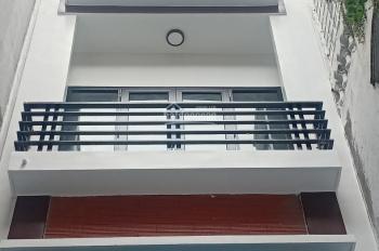 Chính chủ bán nhà xây mới  phố Trương Định, Nguyễn An Ninh, 32m2x5 tầng ô tô đỗ cổng cách phố 20m
