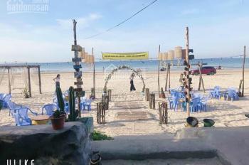Đất mặt tiền biển Quảng Ngãi (chưa qua đầu tư) - gần Đảo Lý Sơn