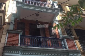 Cho thuê nhà 60m2 x 5 tầng KD, văn phòng, online, hộ gia đình, 15 tr/th, ngõ 445 Lạc Long Quân