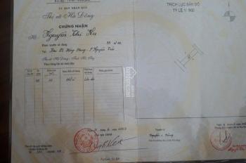 Chính chủ bán nhà 53m2 phố Tản Đà - Hà Đông