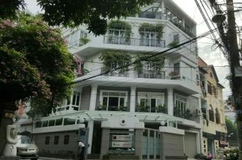 Cho thuê nhà phố mặt tiền Pasteur, Q3, 224 m2 (8m x 28m), 3 tầng lầu, giá 130 triệu/tháng