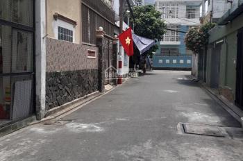 Nhà hẻm xe tải Phạm Phú Thứ 3L, ST, 8PN, giá 16 triệu/th