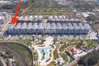 Biệt thự song lập Verosa Park - Khang Điền Quận 9, Hai mặt tiền giá cực shock