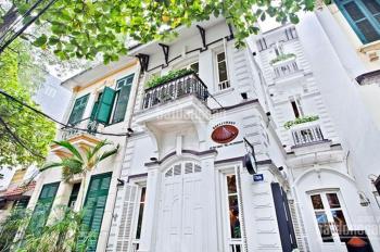 Cho thuê nhà cực đẹp MP Thi Sách 144m2 x 3 tầng, mặt tiền 6m, riêng biệt. LH: 0946850055