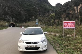 Cho thuê 13.000m2 đất thôn Suối Tép, xã Đồng Tâm, Lạc Thủy, Hòa Bình làm nhà xưởng, trang trại