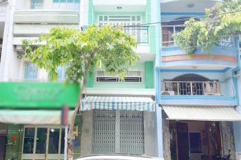 Cho thuê nhà mới 2 lầu 5PN mặt tiền đường Lê Quyên P4 Q8