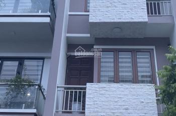 Cho thuê nhà 5 tầng DT 60m2 Tổng cục 5 bộ công an, Tân Triều, Thanh Trì. LH: 0979300719