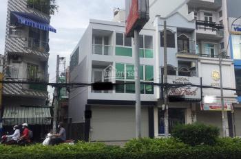 Cho thuê nhà mặt tiền đường Lạc Long Quân, DT 6,5x12m, trệt 2 lầu. Liên hệ nhé!