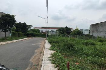 Bán đất sổ hồng Tân kiên Bình Chánh, DT 104m2