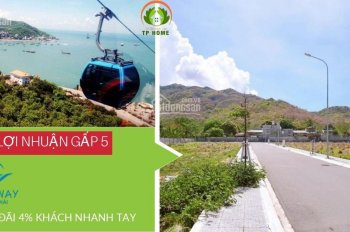 Hàng ngợp từ chủ đầu tư, mở bán đất nền có sổ riêng sát biển Long Hải