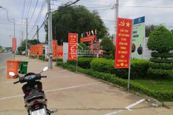 Cần bán đất mặt tiền đường nhựa Sở Găng Phú Giáo Bình Dương 300m2, giá 850 triệu