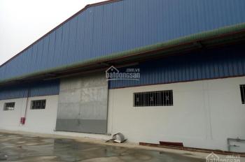 Cho thuê 1200m2 kho xưởng tại Tiên Sơn Bắc Ninh
