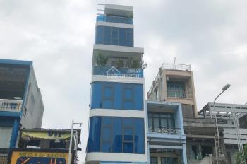 Tòa buildinh cực hiếm Tô Hiến Thành Q. 10, 5x26m, 7 lầu, thang máy tiện làm nha khoa, 155 tr/th