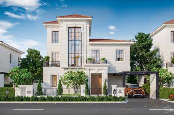 Bán hòa vốn căn góc biệt thự đơn lập Swan Park 1B, suất nội bộ nên giá rất rẻ