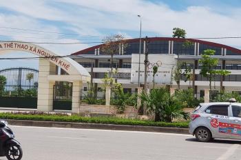 Bán đất khu đô thị Nguyên Khê - Đông Anh, Hà Nội