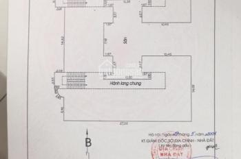 Chính chủ cần bán nhà tập thể tầng 3- 957 Hồng Hà- Hoàn Kiếm-Hà Nội(khu tập thể văn phòng Quốc Hội)