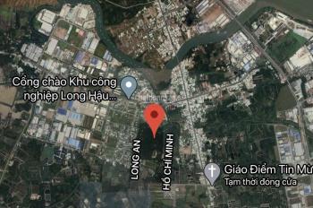 Chính chủ cần tiền bán gấp 761m2 đất tại xã Hiệp Phước Huyện Nhà Bè, LH 0903098182