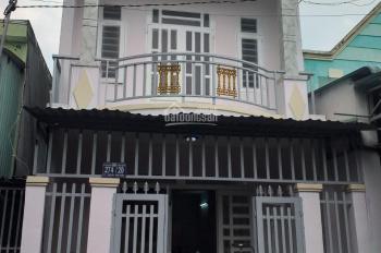Chính chủ cần bán nhà 1 lầu 1 trệt khu phố Bình Phủ, Thuận An, Bình Dương