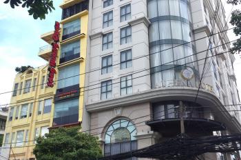 Cho thuê tòa nhà 8 lầu cực sang trọng góc 2MT Tô Hiến Thành, Q10. Giá 160 tr/tháng LH: 0915769007