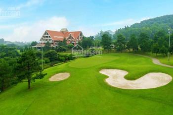 Bán đất trong khu nghỉ dưỡng Tam Đảo Golf And Resort Vĩnh Phúc giá chỉ vài tr/m2. LH : 081.888.9191