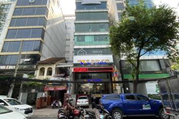 Bán gấp nhà mặt tiền Hai Bà Trưng, p. Tân Định, quận 1. DT 7.2x18m 6 tầng TN 250tr/th giá 61 tỷ TL