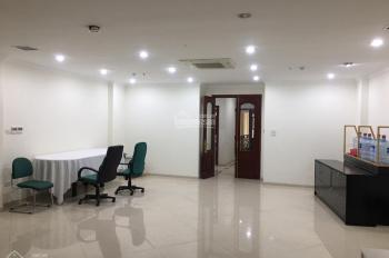 Cho thuê nhà mới xây mặt phố Lò Đúc, DT 120m2, 7 tầng, mặt tiền 6m. Có hầm, thang máy
