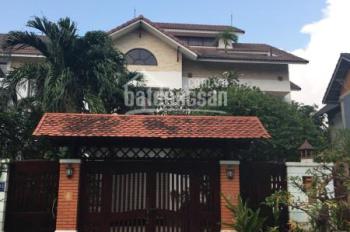 Bán khu resort 10.000 m2 mặt tiền Võ Thị Liễu, An Phú Đông, quận 12, 10 căn biệt thự giá 400 tỷ