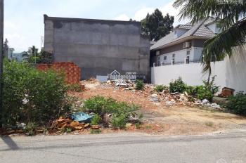 Bán lô đất sổ hồng, 5x20m đường Lê Thị Hà, xã Tân Xuân, Hóc Môn giá: 900 triệu