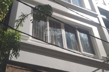 Bán gấp nhà hẻm 6m vỉa hè 2m - Nguyễn Trãi, Quận 1, 5x25m 4 lầu giá 17 tỷ
