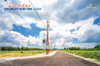1 ngày cuối sở hữu đất nền giá rẻ Mega City Kontum - Chỉ 400tr/150m2 - LH 0905009771