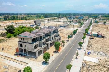 Sở hữu đất nền biệt thự view sông, cách biển 800m, đối diện sân gôn quốc tế Đà Nẵng, giá từ 19tr/m2