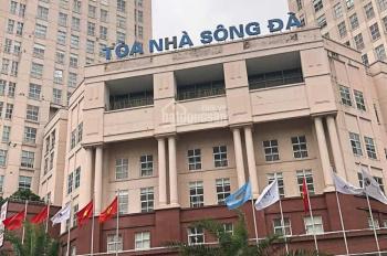Cho thuê văn phòng tòa nhà Sông Đà - Mễ Trì DT 120m2 - 200m2 - 500m2, giá thuê 330 nghìn/m2