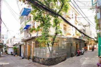 Cần bán nhà góc 3MT hẻm 8m trải nhựa đường Đào Duy Anh, Phú Nhuận. Xe hơi đậu trước nhà