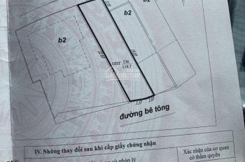 Chính chủ bán lô đất diện tích 119,7m2 Bãi Cháy, Hạ Long, giá 22tr/m2, liên hệ: 0815666235