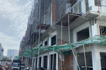 Muốn bán nhà phố MT An Dương Vương 30m, mới 100%, đã có sổ, hoàn thiện nội thất, 6tỷ89